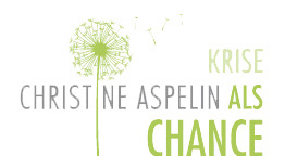 Christine Aspelin - Krise als Chance!